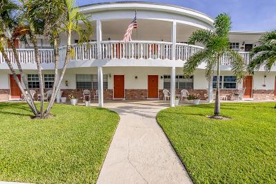 Ocean Ridge Condo For Sale: 5505 Ocean Boulevard #3-104