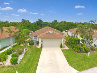 Jupiter Single Family Home For Sale: 186 Sims Creek Lane
