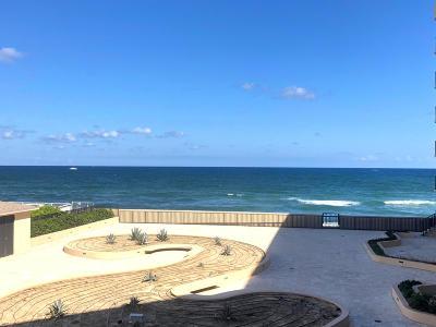 South Palm Beach Condo For Sale: 3610 S Ocean Boulevard #210