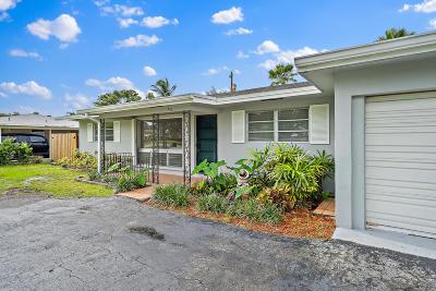 Tequesta Single Family Home For Sale: 426 Tequesta Drive
