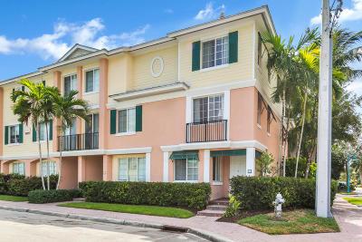 Delray Beach Condo For Sale: 350 NE 3rd Street #3-F