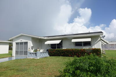 Margate FL Single Family Home For Sale: $198,900