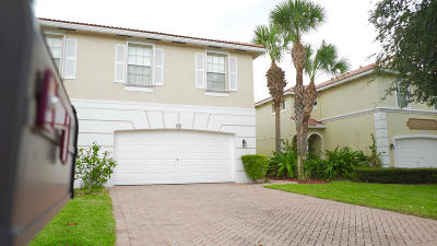 Palm Beach Gardens FL Townhouse For Sale: $310,000