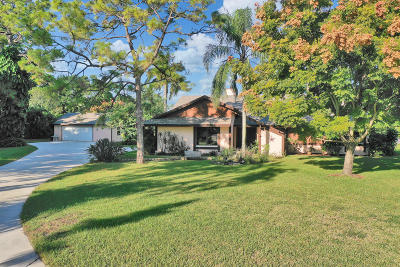 Lake Worth Single Family Home For Sale: 4859 Waverly Woods Terrace