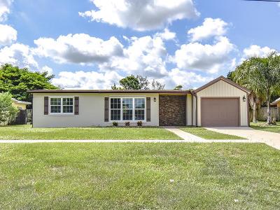 Vero Beach Single Family Home Contingent: 695 21st Street SW