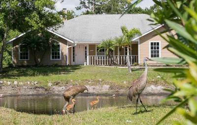 Vero Beach Single Family Home Contingent: 3115 62nd Drive