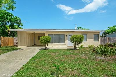Pompano Beach Single Family Home For Sale: 2810 NE 9th Terrace