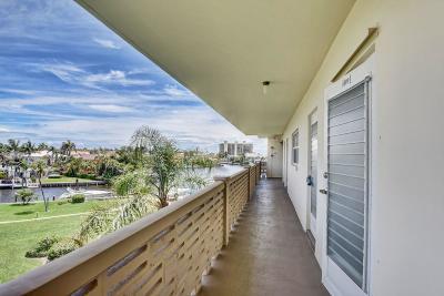 Delray Beach Condo For Sale: 3351 Spanish Trail #409