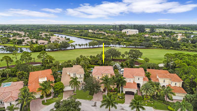 Palm Beach Gardens Single Family Home For Sale: 184 Viera Drive