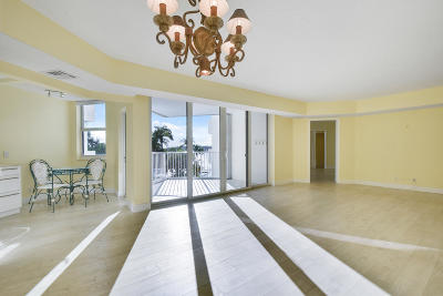 Palm Beach Condo For Sale: 2860 S Ocean Boulevard #311