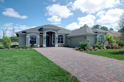 Vero Beach Single Family Home For Sale: 4737 Four Lakes Circle SW