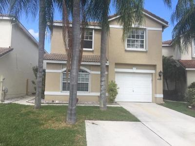 Lake Worth Single Family Home For Sale: 6887 Sugarloaf Key Street