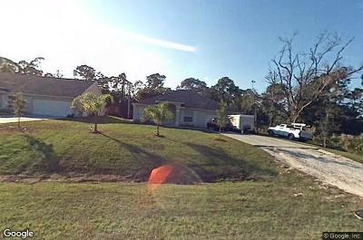 Vero Beach Single Family Home For Sale: 8225 105th Avenue