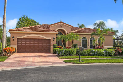 West Palm Beach Single Family Home For Sale: 10693 Waterford Place