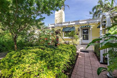 West Palm Beach Single Family Home For Sale: 311 28th Street