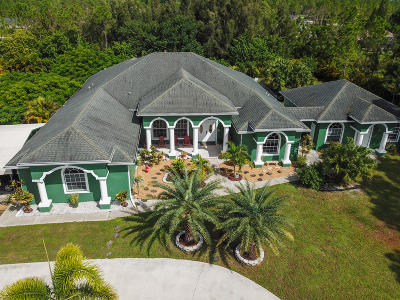 Acerage, Acreage, Acreage & Unrec, Acreage& Unrec, Acreage&unrec, Acreage, Loxahatchee, Acreage/Royal Ascott, Areage, Loxahatchee, Loxahatchee/Acreage, Royal Ascot Estates, Royal Palm Beach Acreage, The Acreage, The Acreage/Loxaha, Acarage Single Family Home For Sale: 16563 90th Street