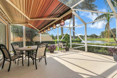 Isles, Isles At Palm Beach Gardens Single Family Home For Sale: 1340 Saint Lawrence Drive