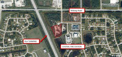 Port Saint Lucie Residential Lots & Land For Sale: Lot 1 Corporate View