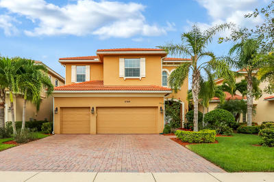 Palm Beach Gardens Single Family Home For Sale: 12149 Aviles Circle