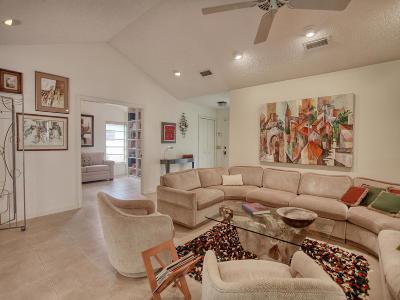 Boca Raton Single Family Home For Sale: 8959 Old Pine Way