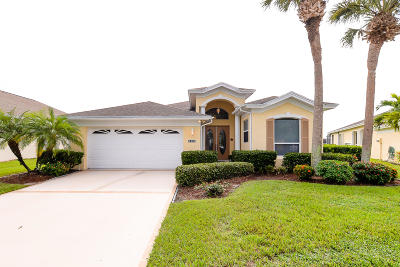 Port Saint Lucie Single Family Home For Sale: 550 NW Lambrusco Drive