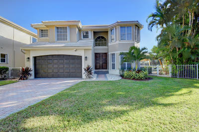 Boca Raton Single Family Home For Sale: 4100 NW 58th Lane