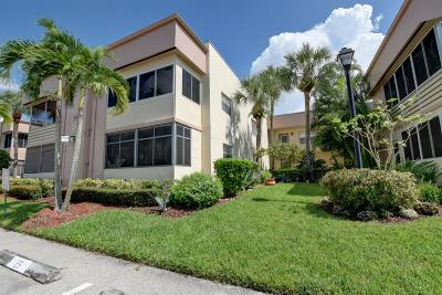 Delray Beach Condo For Sale: 346 Burgundy H