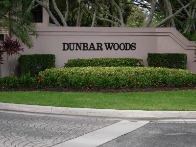 Palm Beach Gardens Rental For Rent: 1107 Duncan Circle #102