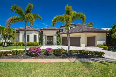 Boca Raton Single Family Home For Sale: 6972 Queenferry Circle