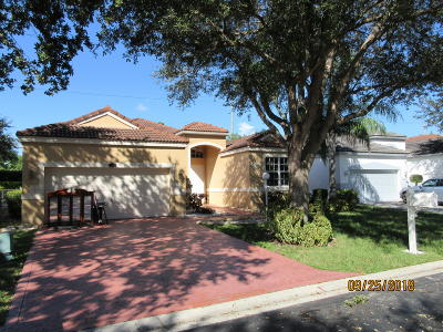Parkland Single Family Home For Sale: 6829 NW 81st Court