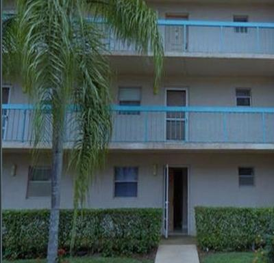 Margate Condo For Sale: 3050 Holiday Springs Boulevard #102