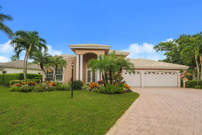 Parkland Single Family Home For Sale: 6622 NW 98 Drive