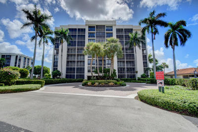 Boca Raton Condo For Sale: 6815 Willow Wood Drive #4064