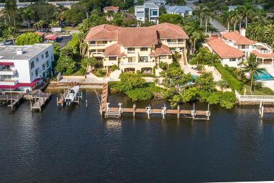 Delray Beach Condo For Sale: 931 Palm Trail #10