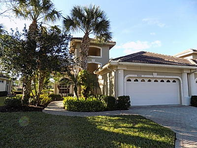 Port Saint Lucie Townhouse For Sale: 7054 Torrey Pines Circle