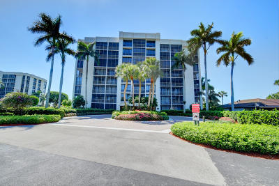 Boca Raton Condo For Sale: 6815 Willow Wood Drive #4025