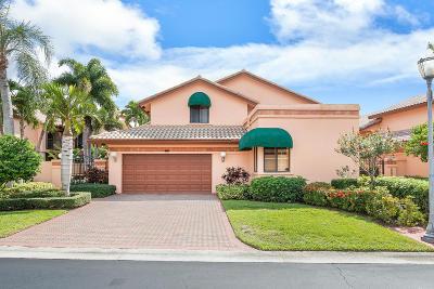Boca Raton Single Family Home For Sale: 6556 Via Benita
