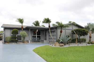 Pembroke Pines Single Family Home For Sale: 8721 NW 8th Street