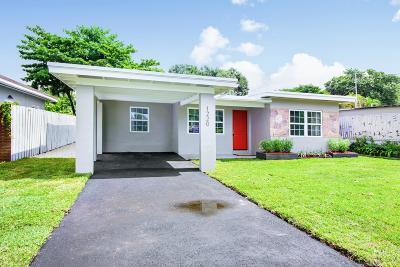 Fort Lauderdale Single Family Home For Sale: 1220 NE 1 Avenue