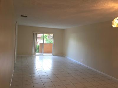 Coral Springs Condo For Sale: 10270 NW 35th Street #21