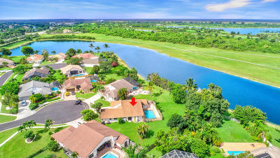 Boca Raton Single Family Home For Sale: 11861 Sunchase Court