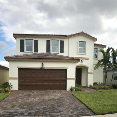 Port Saint Lucie Single Family Home For Sale: 12487 NW Stanis Lane