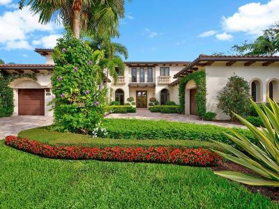 Palm Beach Gardens Single Family Home For Sale: 237 Via Palacio