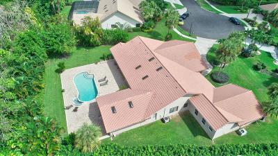 Delray Beach Single Family Home For Sale: 4985 Cherry Laurel Lane