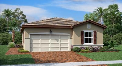 Port Saint Lucie Single Family Home For Sale: 12434 NW Stanis Lane