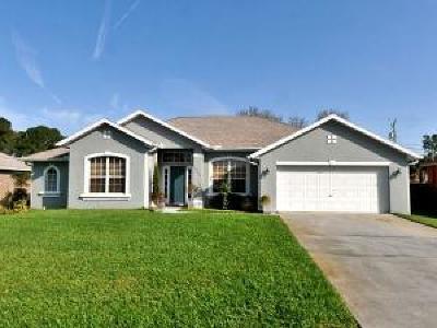Port Saint Lucie Single Family Home Contingent: 1615 SW Mercedes Avenue