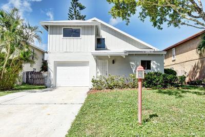 Delray Beach Single Family Home For Sale: 2425 Southridge Road
