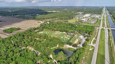 Palm Beach County Residential Lots & Land For Sale: 16169 Southern Boulevard