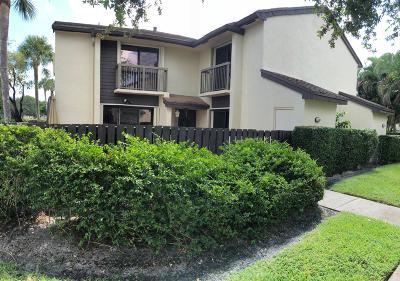 Coconut Creek Townhouse For Sale: 3383 Cocoplum Circle #33146