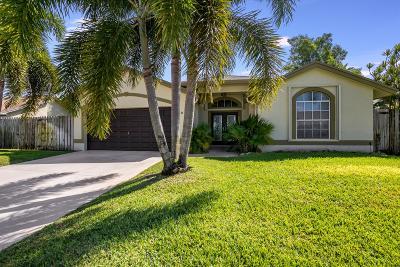 Boynton Beach Single Family Home For Sale: 54 Vista Del Rio